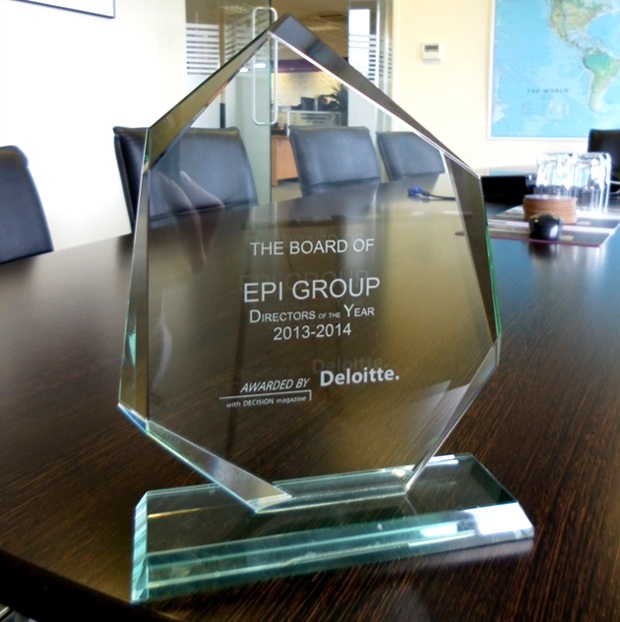 Deloitte Directors of the Year Award