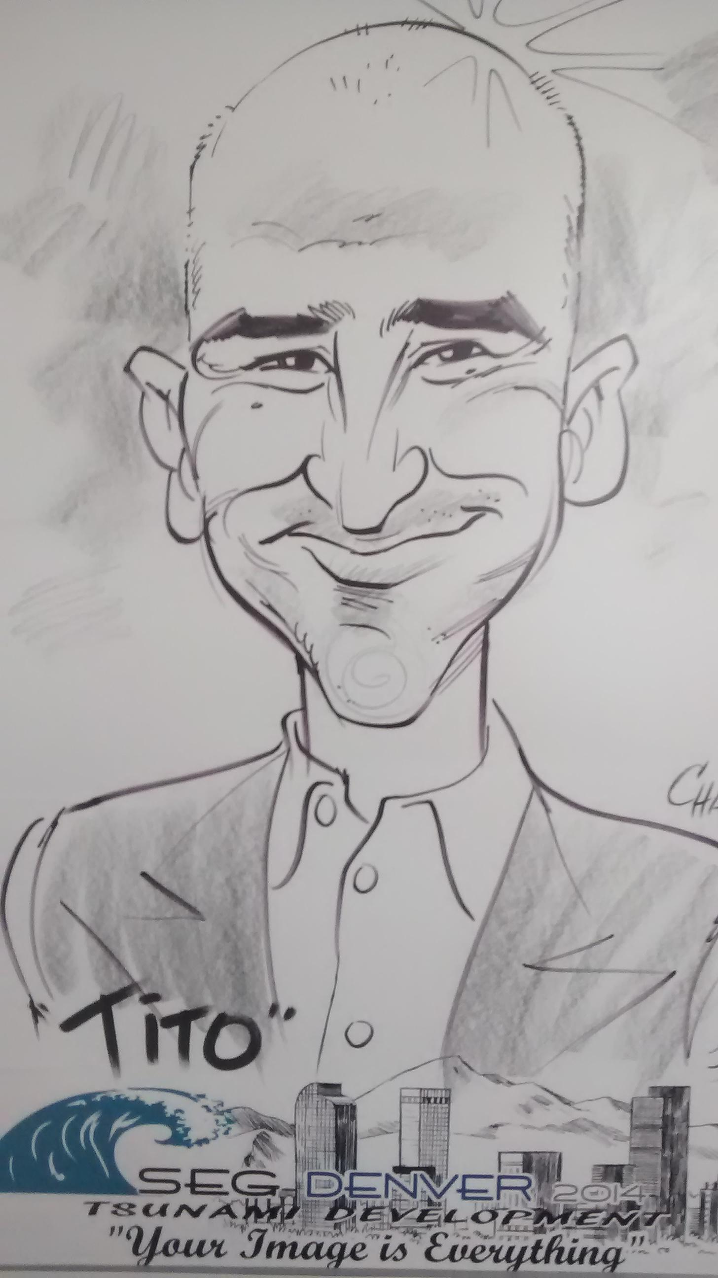 Tito Duval - Denver SEG
