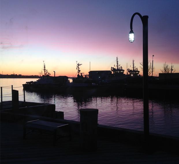 Sunset - Nova Scotia